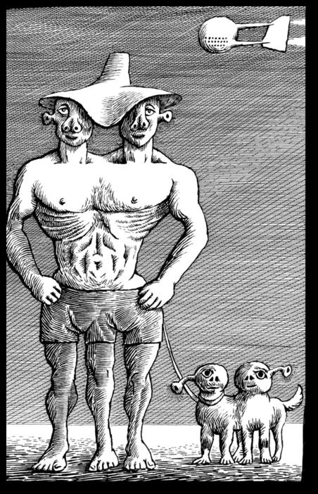 Exhibition: Lem's Bestiary Illustrated by Daniel Mróz